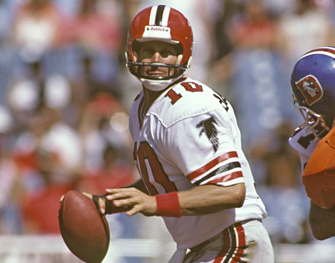 photo: NFL quarterback Steve Bartkowski