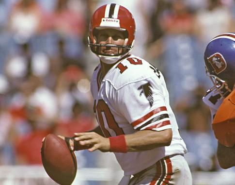 photo: NFL quarterback Steve Bartkowski